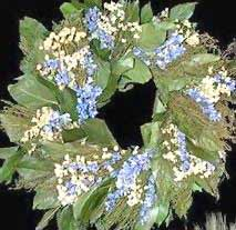 Dried Flowers - Wreath