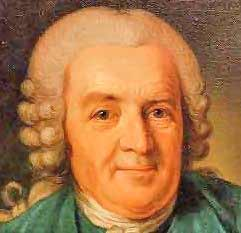 Image of Carl Linnaeus