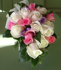 Image of wedding flower bouquet