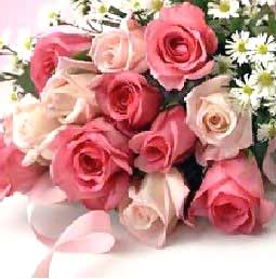Send Friendship Day Flowers: Bouquet of Roses
